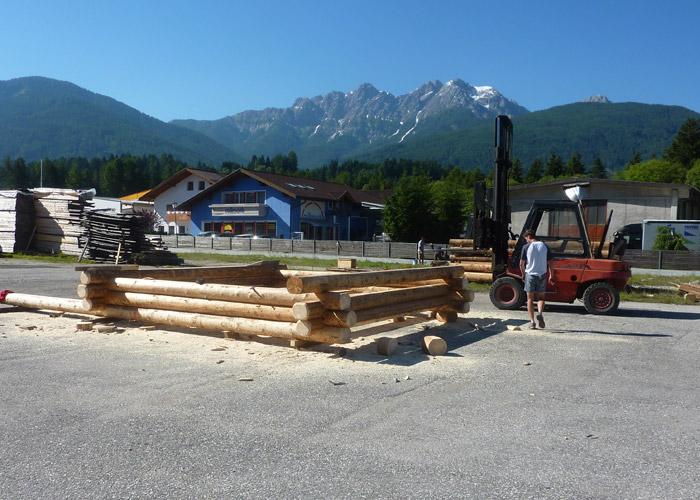 Case Di Tronchi Canadesi : Affascinanti casette di legno canadesi